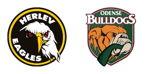 Herlev Eagles vs Odense Bulldogs