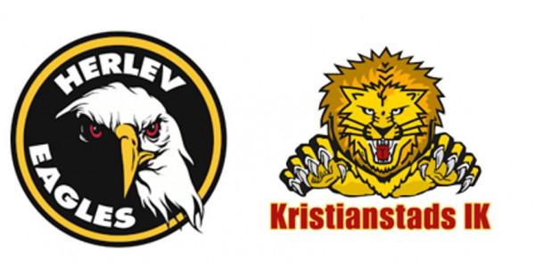 Træningskamp - Herlev Eagles vs Kristiansstad