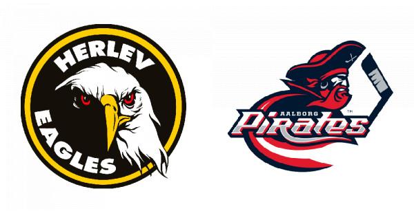 herlev Eagles vs Aalborg Pirates
